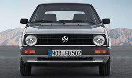 VW Golf II / Jetta II (1983-1992)